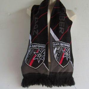 San Antonio FC Soccer Team Scarf